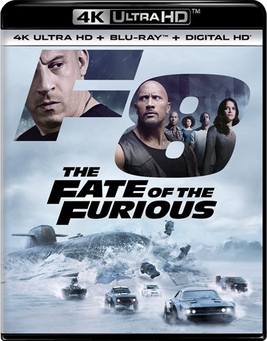 Fate of The Furious 4K Ultra HD Review