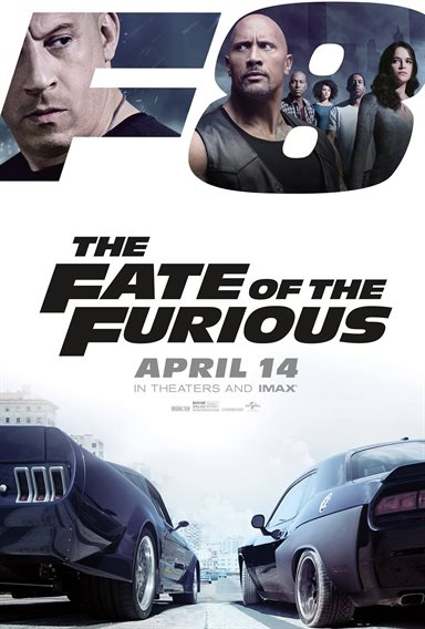 Fate of The Furious Theatrical Review