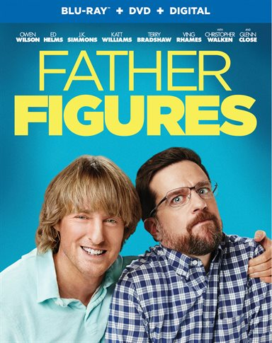 Father Figures Blu-ray Review