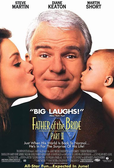Father of The Bride Part II © Touchstone Pictures. All Rights Reserved.