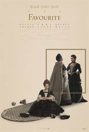 The Favourite Theatrical Review