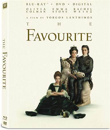 The Favourite Blu-ray Review