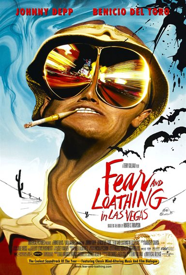 Fear and Loathing In Las Vegas © Universal Pictures. All Rights Reserved.