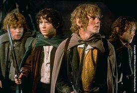 The Lord of The Rings: Fellowship of The Ring © New Line Cinema. All Rights Reserved.