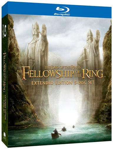 The Lord of the Rings Extended Edition 5-Disc Set Blu-ray Review