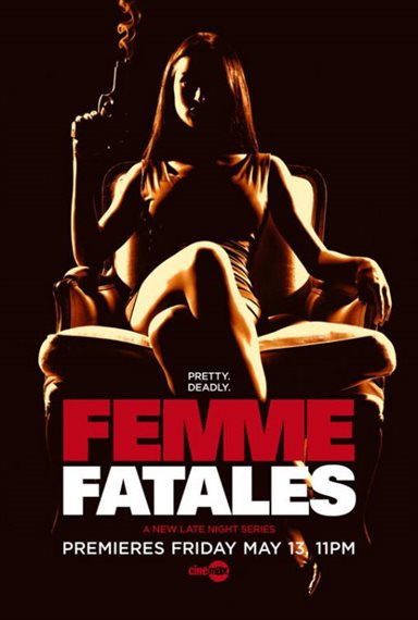 Femme Fatales © Cinemax. All Rights Reserved.
