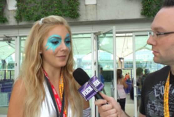 Femme Fatales Comic Con Interview Montage