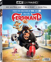 Ferdinand 4K Ultra HD Review