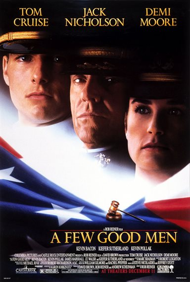 A Few Good Men © Columbia Pictures. All Rights Reserved.