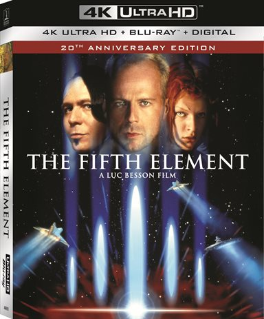 The Fifth Element 4K Ultra HD Review