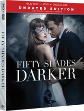 Fifty Shades Darker Blu-ray Review