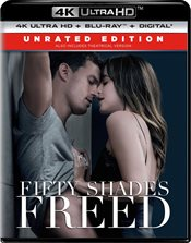 Fifty Shades Freed 4K Ultra HD Review
