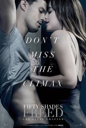 Fifty Shades Freed Theatrical Review