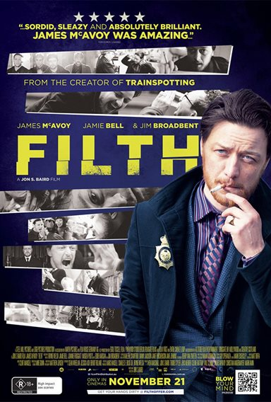 Filth © Lionsgate. All Rights Reserved.