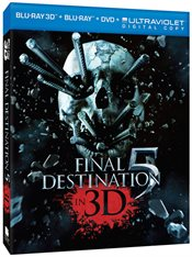 Final Destination 5 Blu-ray Review