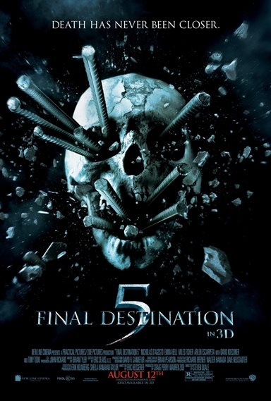 Final Destination 5 Theatrical Review