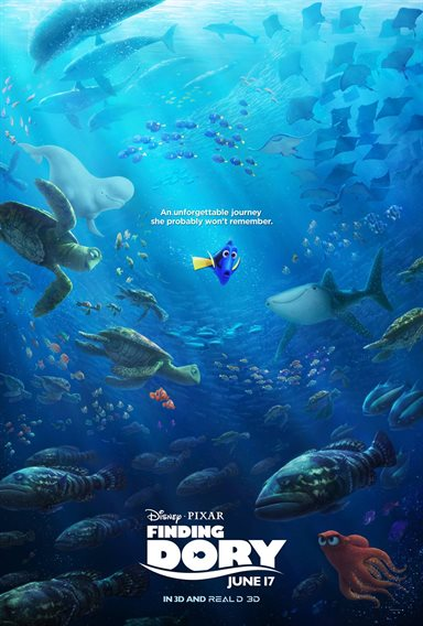 Finding Dory © Walt Disney Pictures. All Rights Reserved.