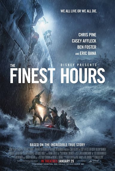 The Finest Hours © Walt Disney Pictures. All Rights Reserved.