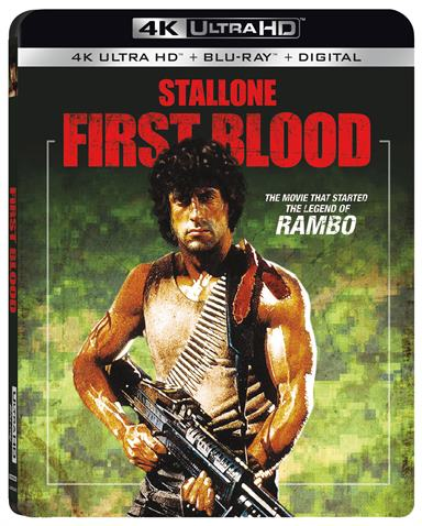 First Blood 4K Ultra HD Review