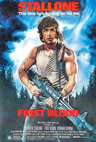 First Blood © Orion Pictures. All Rights Reserved.