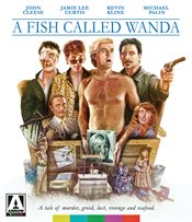 A Fish Called Wanda Blu-ray Review