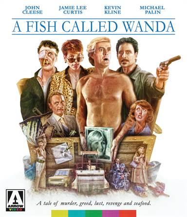 A Fish Called Wanda Blu-ray Review