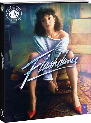 Flashdance Blu-ray Review