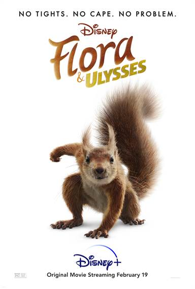 Flora & Ulysses Review
