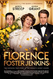 Florence Foster Jenkins Theatrical Review