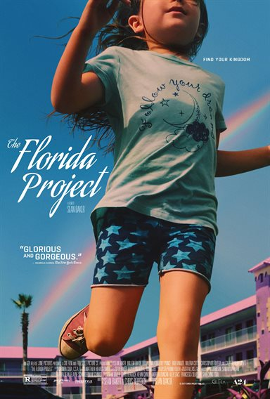 The Florida Project © A24. All Rights Reserved.