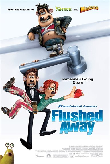Flushed Away © Paramount Pictures. All Rights Reserved.