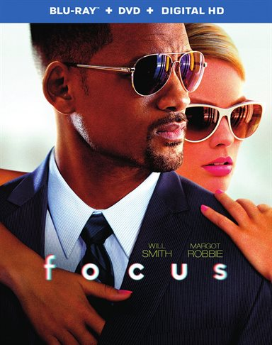 Focus Blu-ray Review