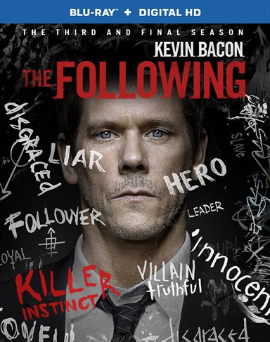 The Following: The Complete Third Season Blu-ray Review