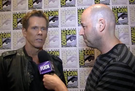 Cast Interviews, Comic Con 2014