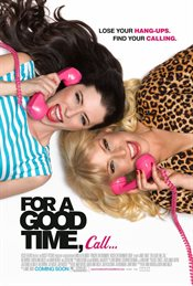 For a Good Time, Call ... Theatrical Review