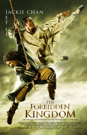 The Forbidden Kingdom Theatrical Review