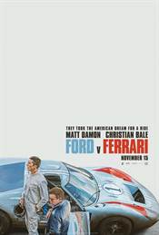 Ford v Ferrari Theatrical Review