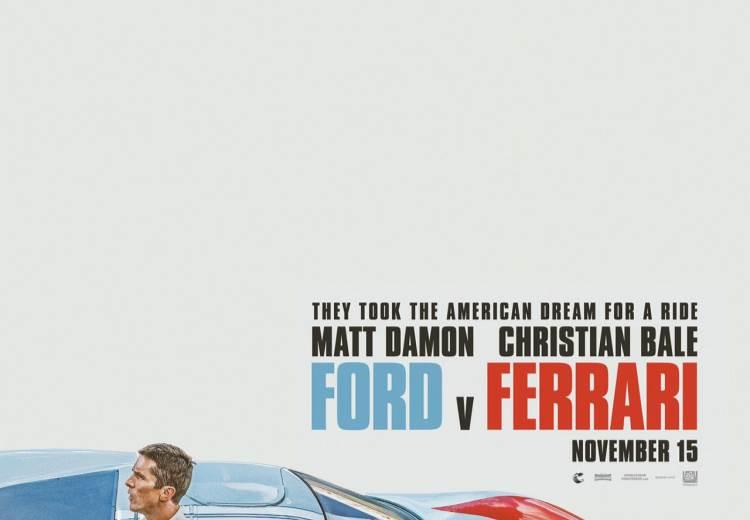 Movie Database Ford v Ferrari