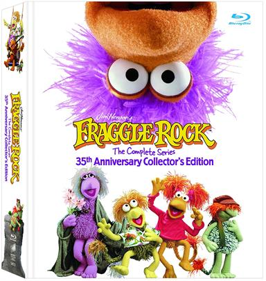 Fraggle Rock: The Complete Series Blu-ray Review