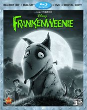 Frankenweenie Blu-ray Review