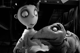 Frankenweenie © Walt Disney Pictures. All Rights Reserved.
