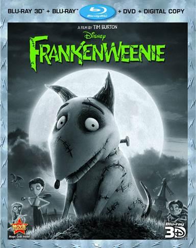 Frankenweenie Blu-ray Review