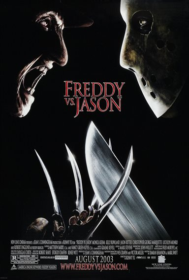 Freddy vs. Jason © New Line Cinema. All Rights Reserved.
