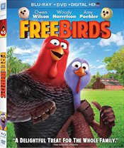 Free Birds Blu-ray Review