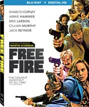 Free Fire Blu-ray Review
