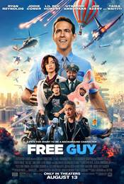 Free Guy Theatrical Review