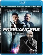 Freelancers Blu-ray Review
