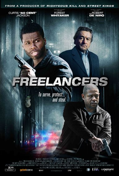 Freelancers © Lionsgate. All Rights Reserved.