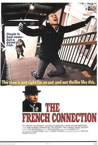 The French Connection © 20th Century Fox. All Rights Reserved.