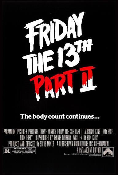 Friday the 13th Part 2 © Paramount Pictures. All Rights Reserved.